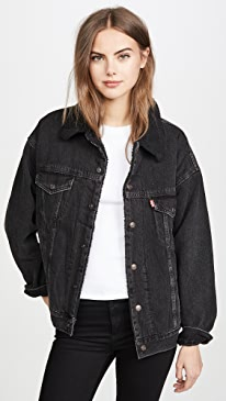 Dad Sherpa Trucker Jacket