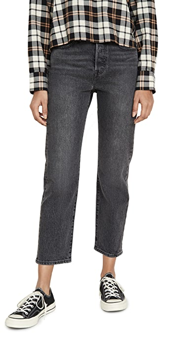 Levis Wedgie Straight Jeans - Break A Leg