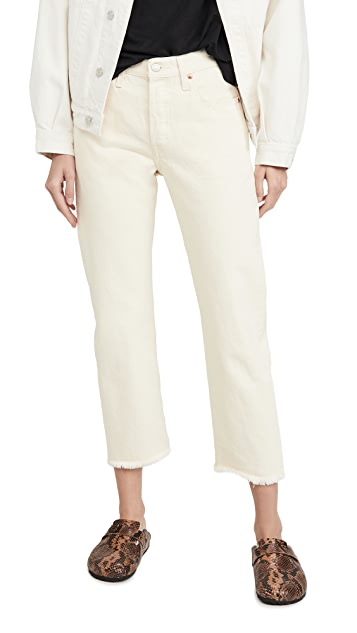 Levi's Укороченные джинсы 501®