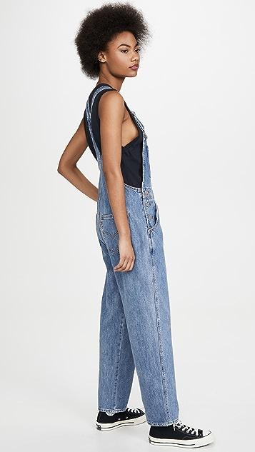 Levi's 复古连体裤