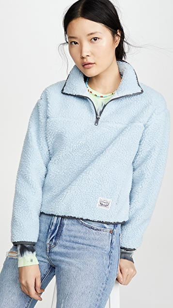 Levi's Sloane Sherpa Pullover