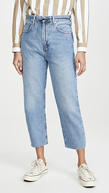 Levi's Lmc 直筒牛仔裤
