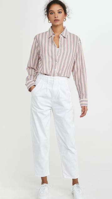 Levi's 裥褶灯笼裤