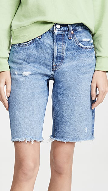 Levi's 501 Knee Length Shorts