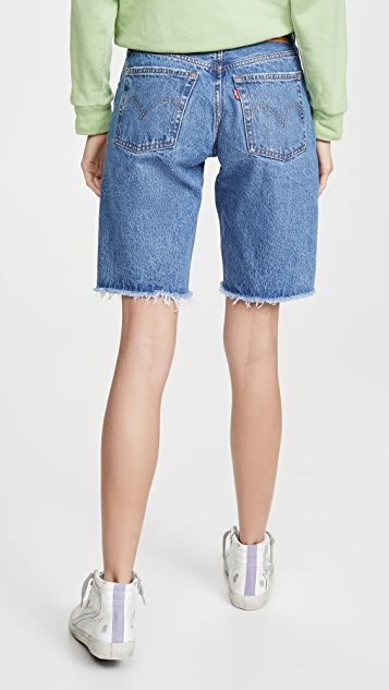 Levi's 501 Knee Length Shorts