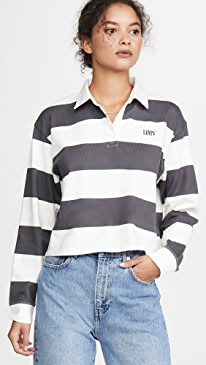 Letterman Rugby Shirt