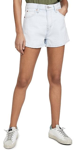 Levi's Wide Leg Shorts