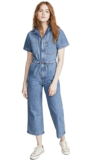 Levi's Wide Leg Jumpsuit