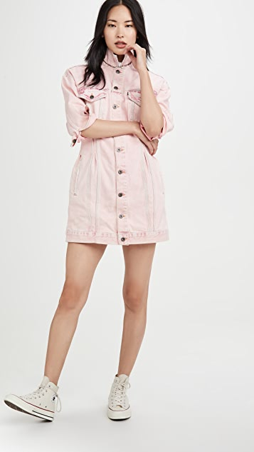 Levi's Cinch Trucker Dress