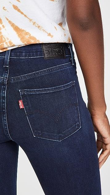Levi's 311 塑形紧身牛仔裤