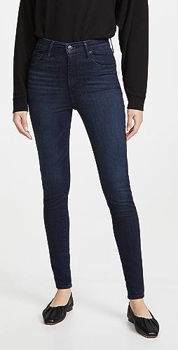 Levi's - Mile High Super Skinny Jeans
