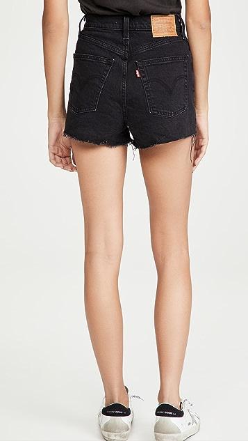 Levi's Ribcage 短裤