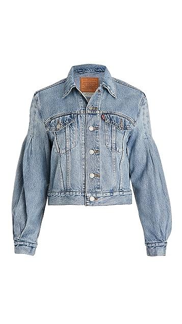 Levi's Full Sleeve Trucker Jacket