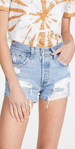 Levi's - 501 Original 短裤