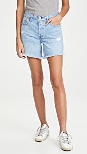 Levi's 501 长款短裤