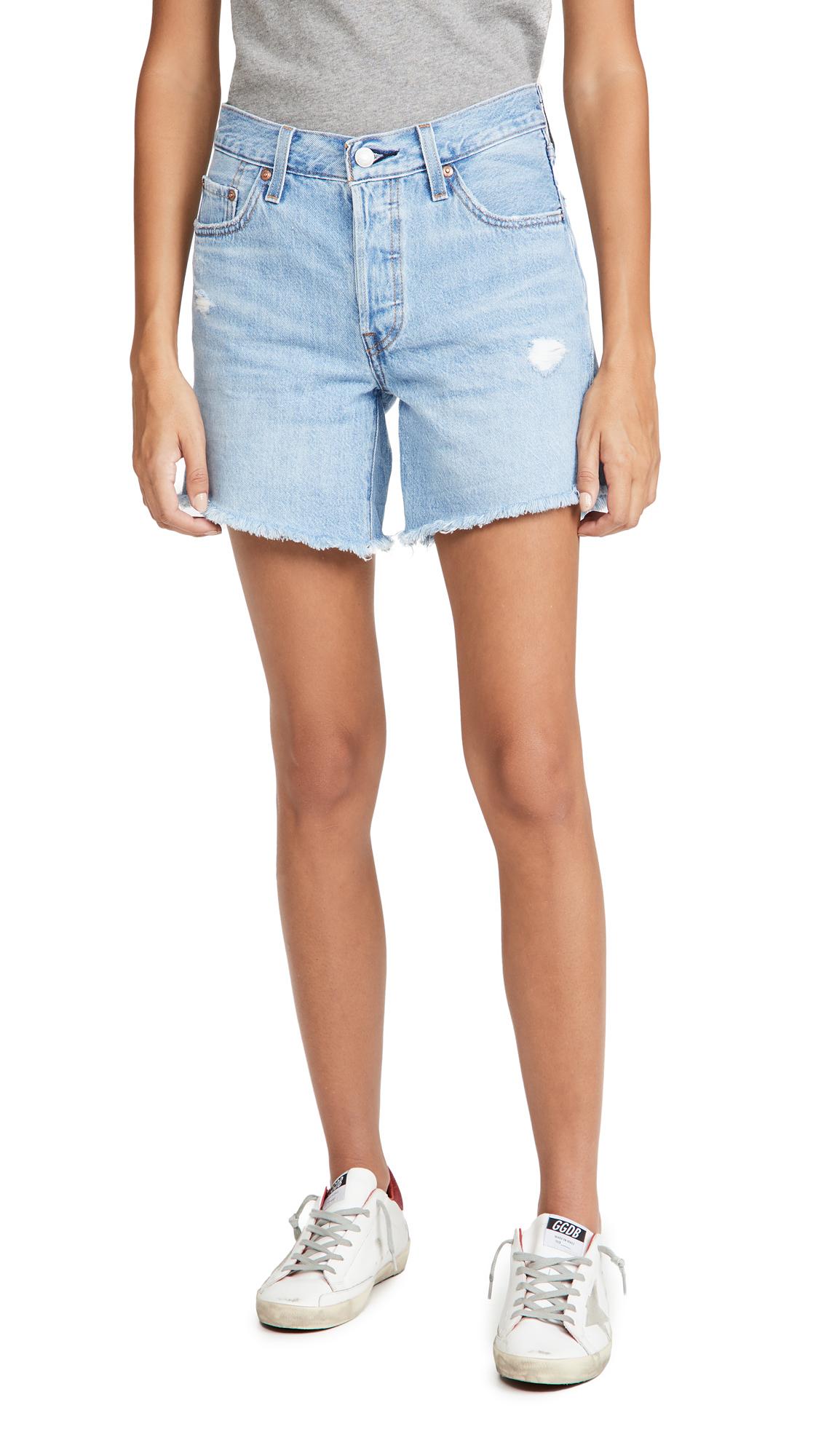 Levi's 501 Shorts Long