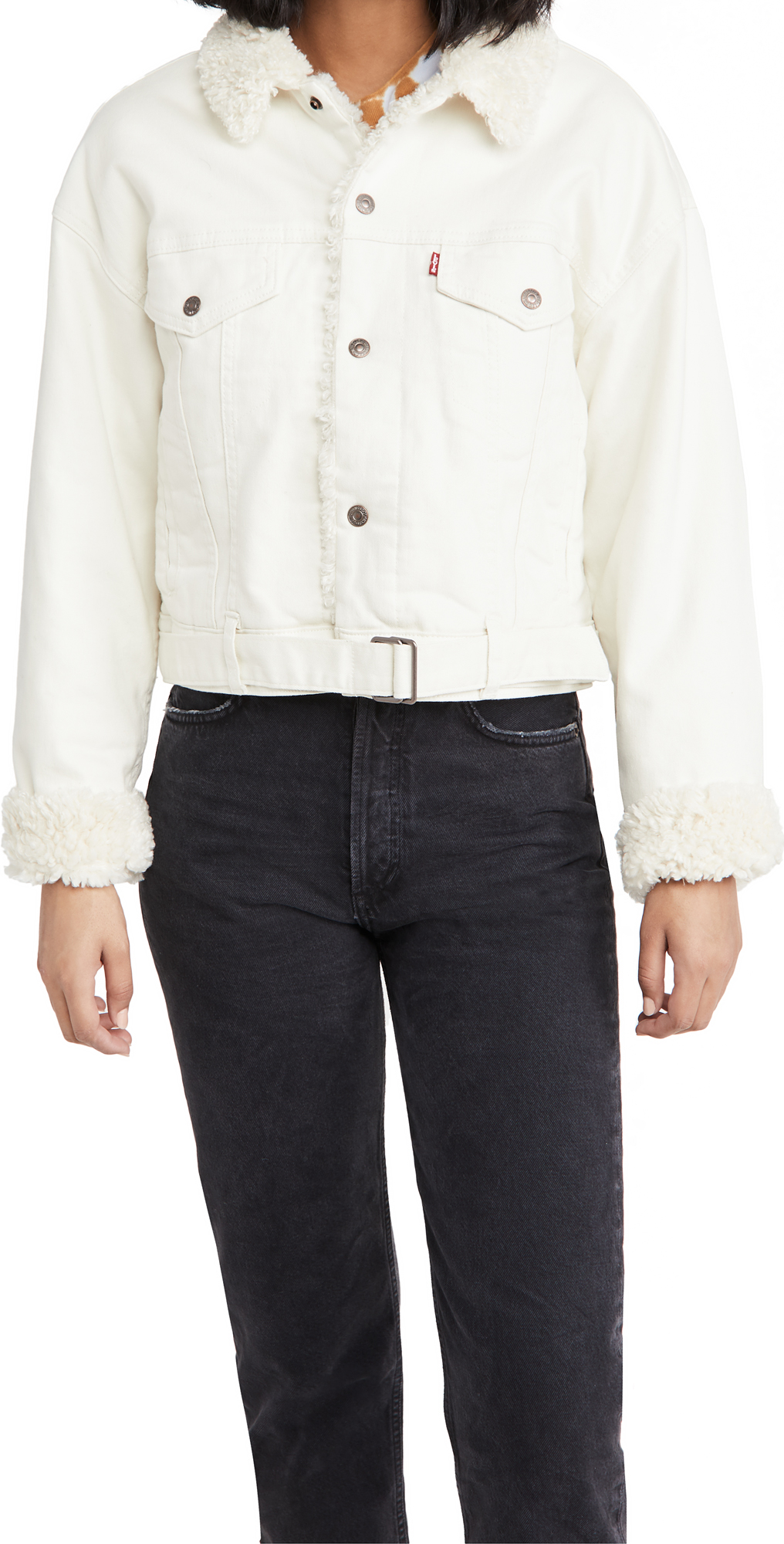 Levi's Cozy Cocoon Trucker Jacket