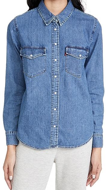 Levi's Essential Western 衬衫