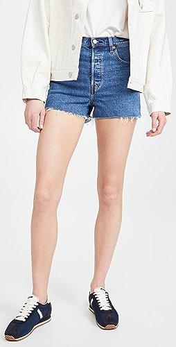 Levi's - Ribcage Shorts