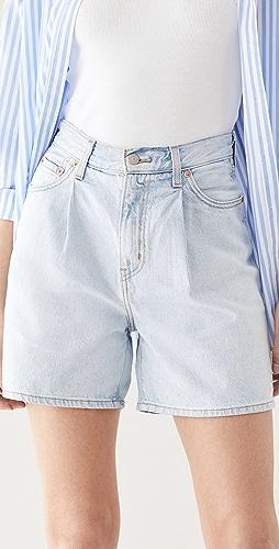 Levi's - 裥褶短裤