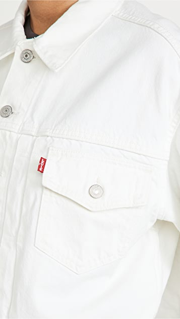 Levi's New Heritage Trucker Jacket