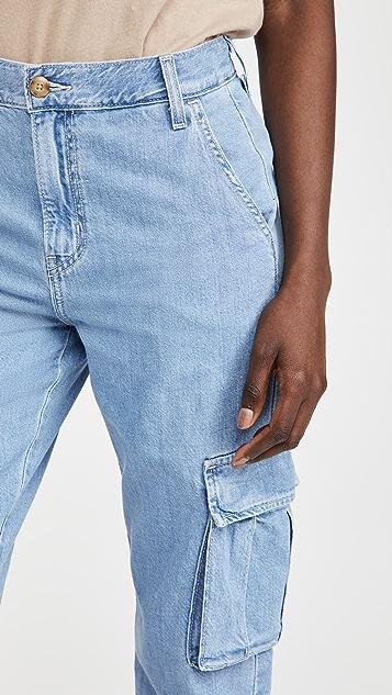Levi's 宽松工装牛仔裤