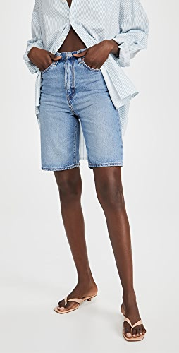 Levi's - High Loose Bermuda Shorts