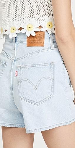 Levi's - High Loose Shorts