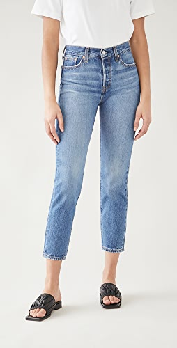 Levi's - Wedgie Icon Fit Jeans