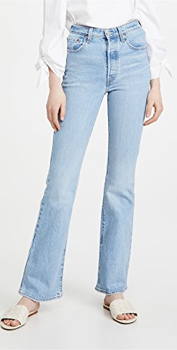 Levi's - Ribcage Bootcut Jeans