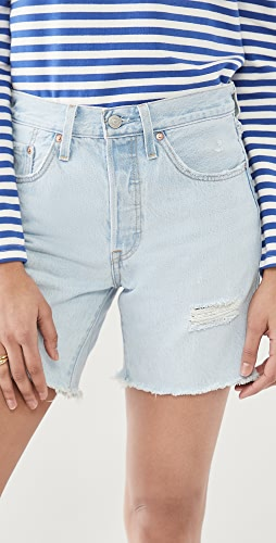 Levi's - 501 Mid Thigh Shorts