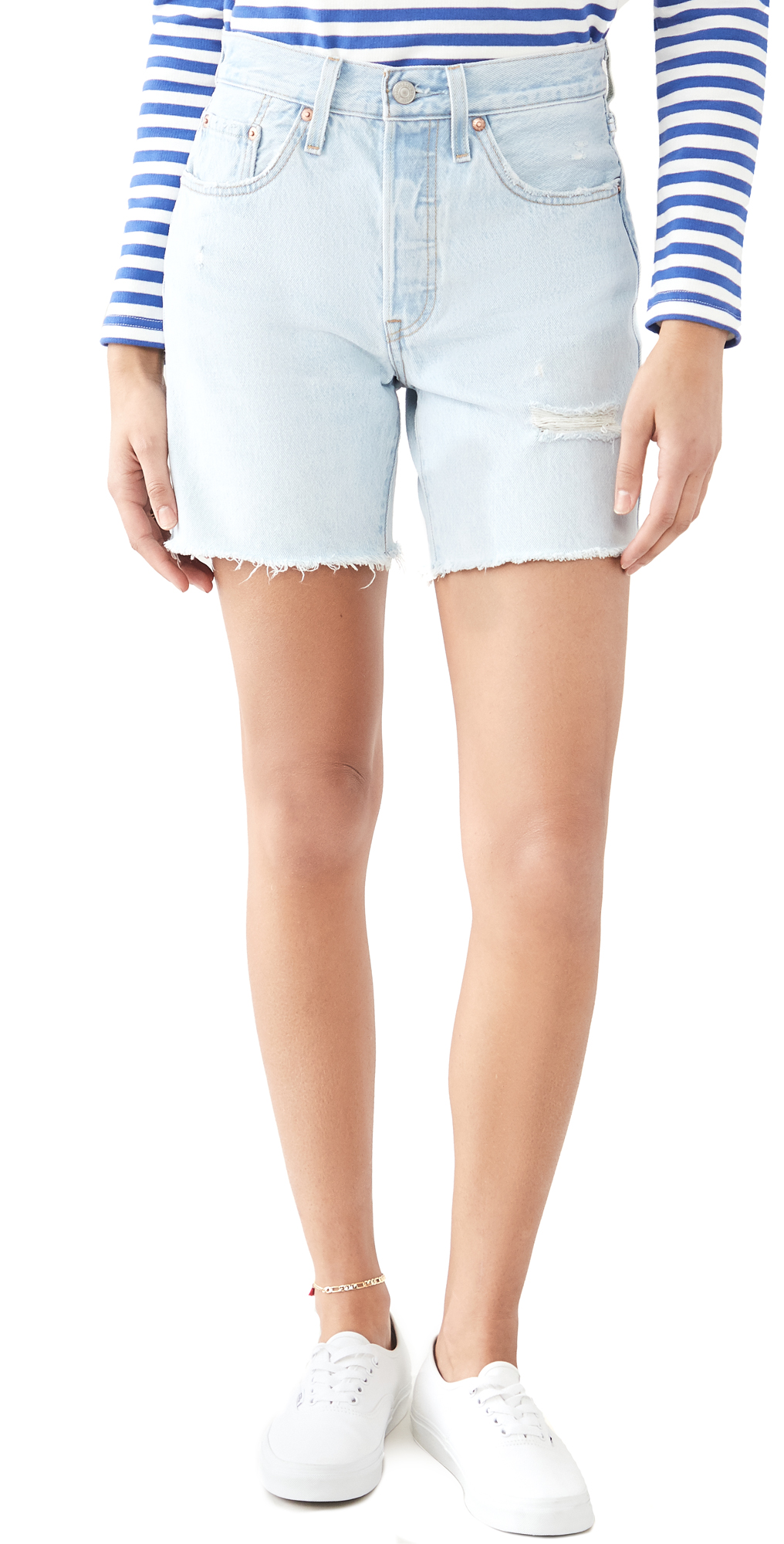 Levi's 501 Mid Thigh Shorts