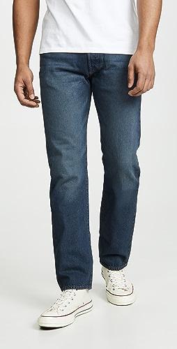 Levi's - Original Fit 501 Denim Jeans