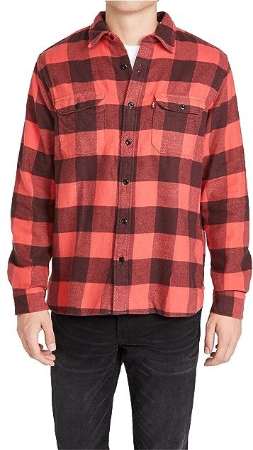 Levi's Long Sleeve Jackson Worker Shirt