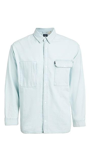 Levi's Long Sleeve Mountain Shirt