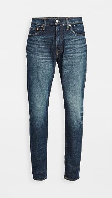 Levi's 512 Slim Taper Red Juice Jeans