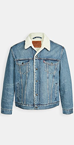 Levi's - Fable Sherpa Trucker Jacket