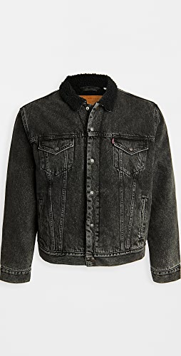 Levi's - Roadster Sherpa Trucker Jacket