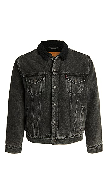 Levi's Roadster Sherpa Trucker Jacket