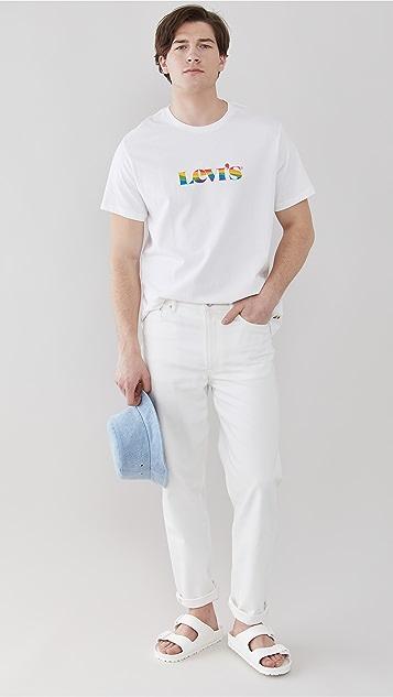Levi's Community Pride Logo Tee