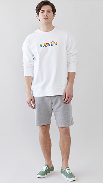 Levi's Pride Graphic Relaxed Sweatshirt