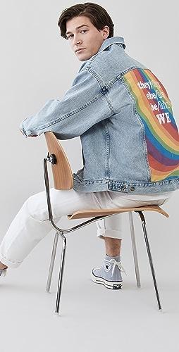 Levi's - Liberation Pride Trucker Jacket