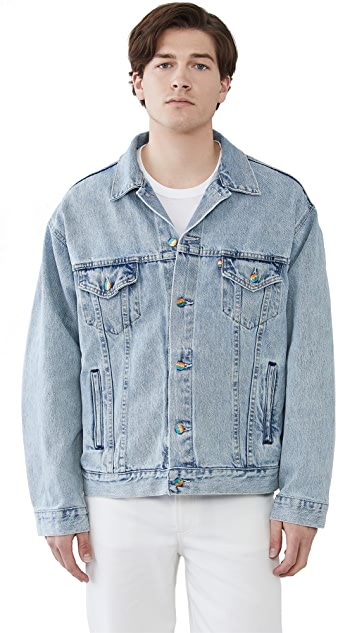 Levi's Liberation Pride Trucker Jacket
