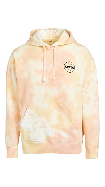 Levi's Relaxed Fit Logo Hoodie