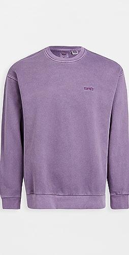 Levi's - Relaxed Crew Sweatshirt