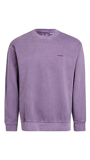 Levi's Relaxed Crew Sweatshirt