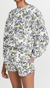 리바이스 스웻셔츠 Levi's Pai Sweatshirt,Lynn Floral Plein Air