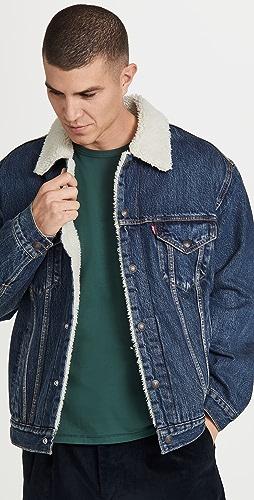 Levi's - Vintage Fit Sherpa Trucker Jacket