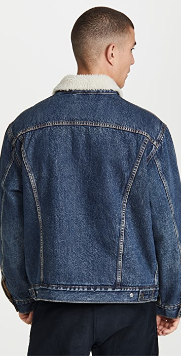 Levi's Vintage Fit Sherpa Trucker Jacket
