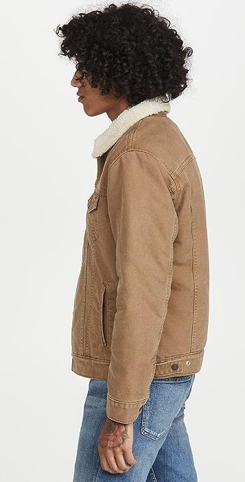 Levi's Type 3 Sherpa Trucker Jacket